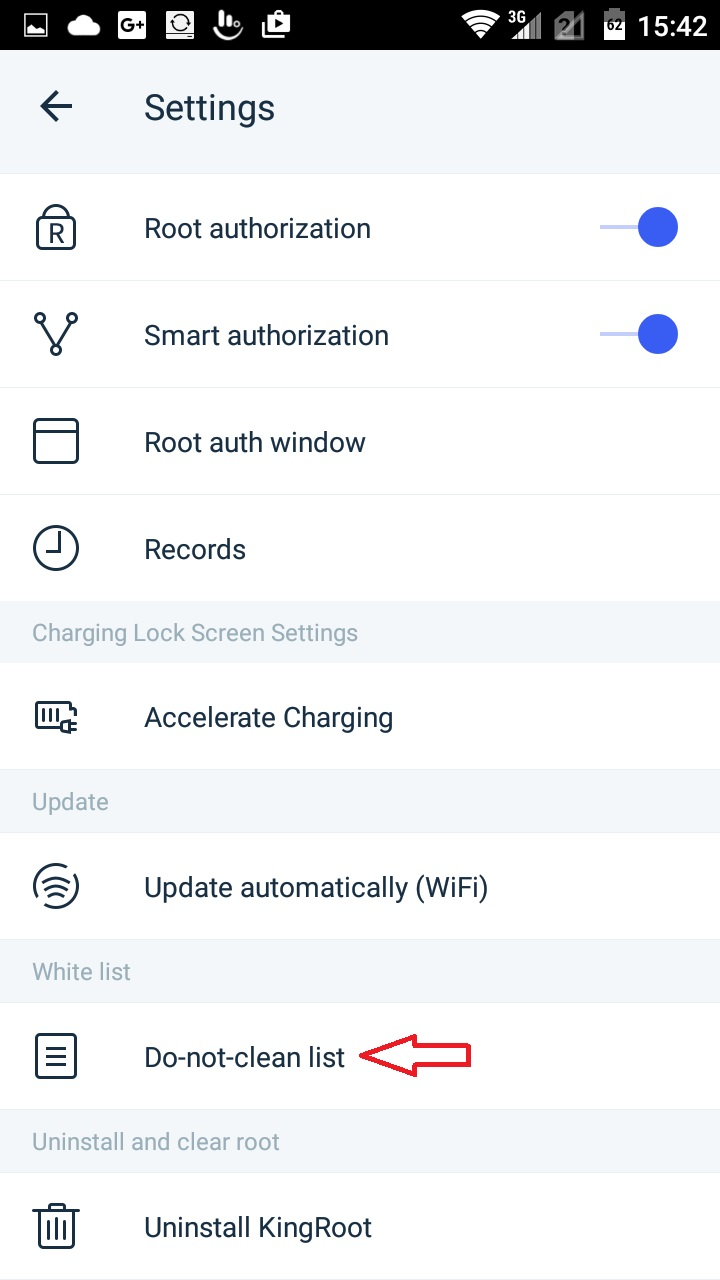 Solving Problems with Root Permission with Kingroot – Hoverwatch